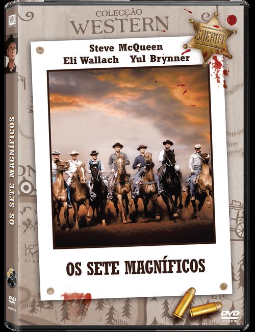 capa john sturges the magnificent seven