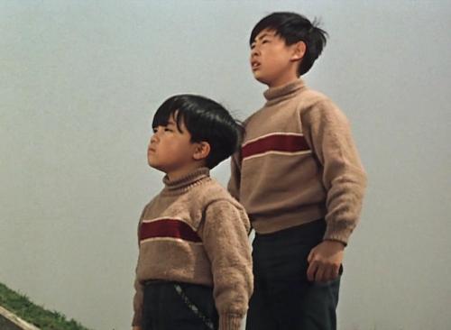 yasujiro ozu ohayo bom dia